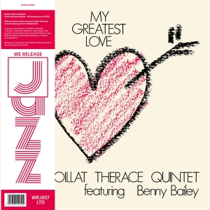 Boillat Therace Quintet - My Greatest Love (LP)