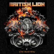 British Lion - The Burning (CD)