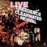Creedence Clearwater Revival - Live In Europe (2LP)