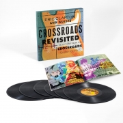 Eric Clapton - Crossroads Revisited (6LP Box Set)
