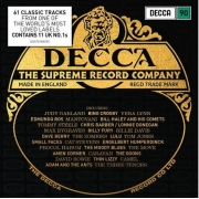 Various - Decca: The Supreme Record Company (4CD Box Set)