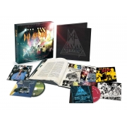 Def Leppard - The Early Years (5CD Box Set)