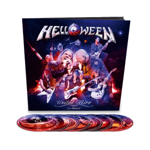 Helloween - United Alive (Earbook Edition)