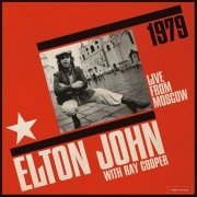 Elton John with Ray Cooper - Live From Moscow (2LP)
