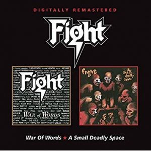 Fight - War Of Words / A Small Deadly Space (2CD)