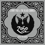 Jimmy Page & The Black Crowes - Live At The Greek: 20th Anniversary (3LP)