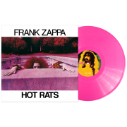 Frank Zappa - Hot Rats: 50th Anniversary (Coloured LP)