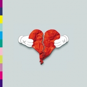 Kanye West - 808s And Heartbreaks (2LP+CD)