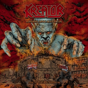 Kreator - London Apocalypticon: Live At The Roundhouse (Digi CD+Blu-ray)