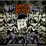 Napalm Death - From Enslavement To Obliteration (LP)