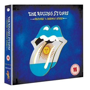 The Rolling Stones - Bridges to Buenos Aires (DVD+2CD)