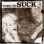 Suck - Time To Suck (LP)