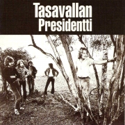 Tasavallan Presidenti - Tasavallan Presidenti (Coloured LP)