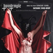 Twin Temple - Twin Temple (Bring You Their Signature Sound... Satanic Doo-Wop) (Coloured LP)