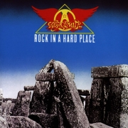 Aerosmith ‎- Rock In A Hard Place (CD)