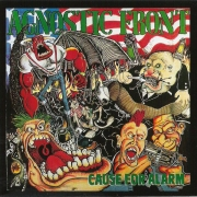 Agnostic Front ‎- Cause For Alarm (CD)