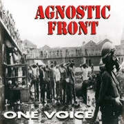 Agnostic Front ‎- One Voice (CD)