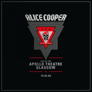 Alice Cooper - Live From The Apollo Theatre Glasgow (2LP)