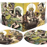 Baroness - Yellow & Green (Picture Disc 2LP)