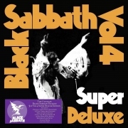 Black Sabbath - Vol 4 (Deluxe Vinyl Box Set)