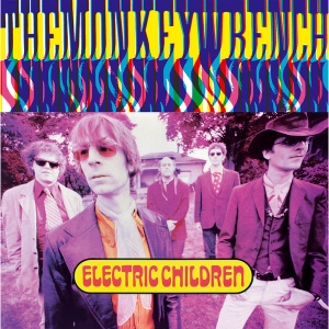 The Monkeywrench - Electric Children (LP)