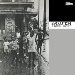 Shintaro Quintet - Evolution (2LP)