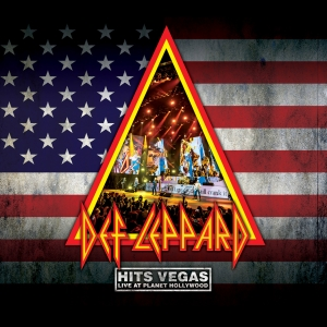 Def Leppard - Hits Vegas: Live At Planet Hollywood (Coloured 3LP)