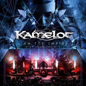 Kamelot - I Am The Empire: Live From The 013 (4-Disc Box Set)