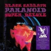 Black Sabbath - Paranoid: 50th Anniversary (Deluxe 5LP Box Set)