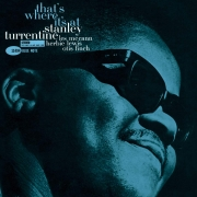 Stanley Turrentine - That's Where It's At (LP)