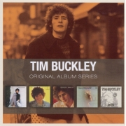 Tim Buckley - Original Album Series (5CD Box Set)