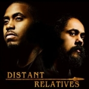 Nas/Damian Marley - Distant Relatives (CD)