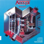 Accept - Metal Heart  (CD)