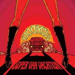 1000mods - Super Van Vacation (2LP)