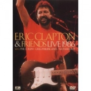 Eric Clapton & Friends  - Live 1986 (DVD)