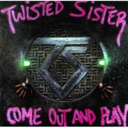 Twisted Sister - Come Out and Play (CD)