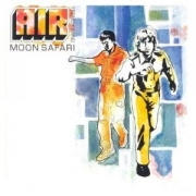 Air - Moon Safari (LP)