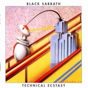Black Sabbath - Technical Ecstasy (LP+CD)