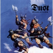 Dust - Hard Attack (LP)