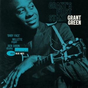 Grant Green - Grant's First Stand (LP)