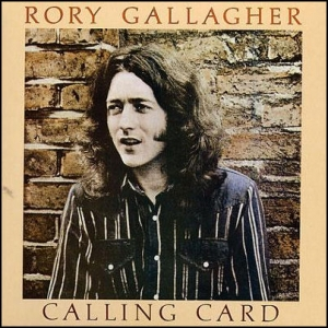 Rory Gallagher - Calling Card (LP)