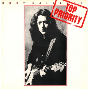 Rory Gallagher - Top Priority (LP)