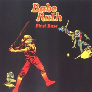 Babe Ruth - First Base (LP)
