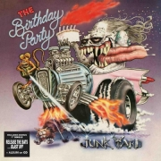 "The Birthday Party - Junk Yard (LP+CD+7"")"