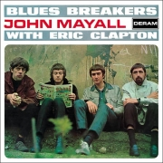 John Mayall with Eric Clapton - Blues Breakers (Coloured LP)