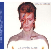 David Bowie - Aladdin Sane (40th Anniversary Remastered CD)