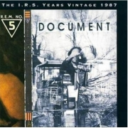 R.E.M. - Document  (CD)