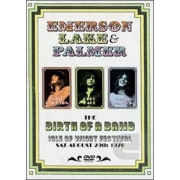 Emerson, Lake & Palmer - The Birth Of A Band: Isle of Wight Festival 1970 (DVD)