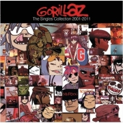 Gorillaz - The Singles Collection 2001 - 2011 (CD)