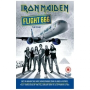 Iron Maiden - Flight 666 (2DVD)